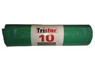 Tristar TRIGS35 - Heavy-Duty Strong Garden Sacks (10)