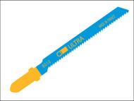 Ultra - 8010-HSS Jigsaw Blades Card of 5 Metal T218A