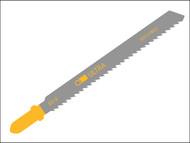 Ultra - 8018-CV Jigsaw Blades Card of 5 Laminate T101BR