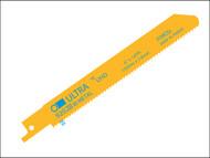 Ultra - 9202-5 Sabre Blade Bi-Metal Pack of 5 Metal S5988BF