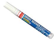 Unibond UNI998703 - Triple Proctect Grout Reviver Wall Pen 7ml Ice White