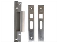UNION UNNJ2200R05S - StrongBOLT 2200 Mortice Sashlock Rebate Kit 13mm Satin Chrome Box