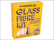 U-Pol UPOGLLAD - FASTGLAS Resin & Glass Fibre Kit Large