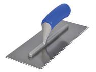 Vitrex VIT102952T - Mosaic Trowel Square 4mm Soft Grip Handle 115 x 280mm