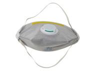 Vitrex VIT331251 - Paint & Odour Fold Flat Mask FFP1