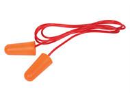 Vitrex VIT333130 - Corded Disposable Earplugs (2 Pairs)