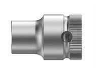 Wera WER003506 - Zyklop Socket 1/4in Drive 7mm