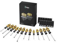 Wera WER133285 - Big Pack Kraftform Chiseldriver 900 Series Set of 13