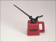 Wesco WES500N - 500/N 500cc Oiler with 6in Nylon Spout 00501