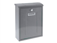 Yale Locks YAL300130 - Maryland Postbox Stainless Steel