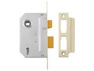 Yale Locks YALPM246CH25 - PM246 Internal 2 Lever Mortice Sashlock Polished Chrome 67mm 2.5in