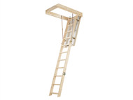Zarges ZAR101480 - Timber Loft Ladder 1130mm x 560mm
