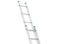 Zarges ZAR122108 - Double Extension Ladder EN131 2-Part 8 Rungs