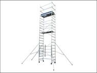 Zarges ZAR3TSP500 - Speedy 5003T 80 Tower Working Height 7.15m Platform Height 5.15m