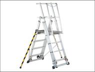 Zarges ZAR41326 - ZAP 1 Access Platform Platform Height 1.0/1.3/1.6/1.8m 4 - 7 Rungs