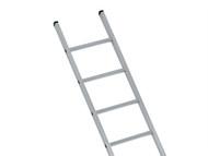 Zarges ZAR41547 - Industrial Single Aluminium Ladder 2.21m 7 Rungs