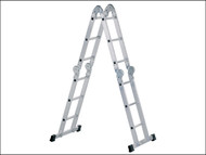Zarges ZAR42381 - Multi-Purpose Ladder 2 x 3 & 2 x 4 Rungs