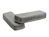 Zenith Profin ZENGBF264 - Abramax Polishing Bars (Pack of 2) - Grey
