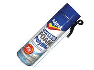 Polycell PLCEFF300 - Expanding Foam Filler 300ml