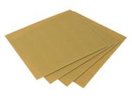 Faithfull FAIAGPP5C - Glasspaper Sheets 230 x 280mm Coarse 50g (5)