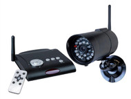 Byron BYRC961DVR - C961DVR Wireless Digital Recorder Camera Set
