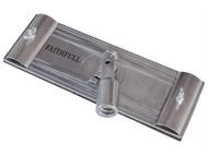 Faithfull FAIDWPHEAD - Drywall Pole Sander Head 235 x 80mm