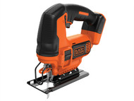Black & Decker B/DBDCJS18N - BDCJS18N Jigsaw 18 Volt Bare Unit