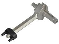Dickie Dyer DDY11010 - Multi Purpose Plumbing Key Stainless Steel
