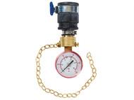 Dickie Dyer DDY90080 - Water Pressure Gauge 0-10 Bar