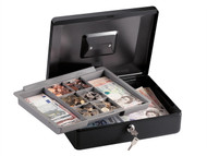 Master Lock MLKCB12ML - Medium Cash Box With Keyed Lock