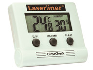 Laserliner L/L082028A - ClimaCheck - Digital Humidity & Temperature