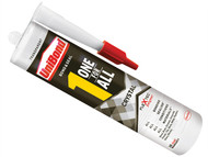 Unibond UNI2003457 - One For All Adhesive & Sealant Crystal Clear