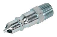 """Sealey AC25 Screwed Adaptor Male 3/8""""BSPT Pack of 2"""
