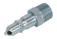 """Sealey AC26 Screwed Adaptor Male 1/2""""BSPT Pack of 2"""