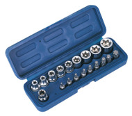 Sealey AK6191 TRX-Star Socket & Bit Set 19pc