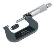 Sealey AK9632M External Micrometer 25-50mm