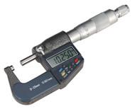 "Sealey AK9635D Digital External Micrometer 0-25mm(0-1"")"