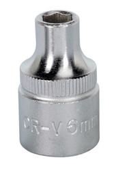 "Sealey S3806 WallDrive¨ Socket 6mm 3/8""Sq Drive"