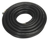 "Sealey AH10RX/38 Air Hose 10mtr x ¯10mm with 1/4""BSP Unions Heavy-Duty"
