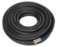 "Sealey AH15R/12 Air Hose 15mtr x ¯13mm with 1/2""BSP Unions Extra Heavy-Duty"