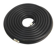 "Sealey AH15RX/38 Air Hose 15mtr x ¯10mm with 1/4""BSP Unions Heavy-Duty"