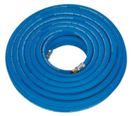 "Sealey AH20R/38 Air Hose 20mtr x ¯10mm with 1/4""BSP Unions Extra Heavy-Duty"