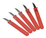 Sealey AK2963 Trim Knife Pack of 5