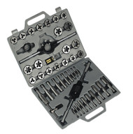 Sealey AK303 Tap & Die Set 45pc Split Dies Metric