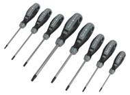 Sealey AK4305 TRX-Star Screwdriver Set 8pc GripMAX¨