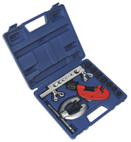 Sealey AK506 Pipe Flaring & Cutting Kit 10pc