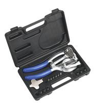 Sealey AK9821 Metal Punch Set 14pc
