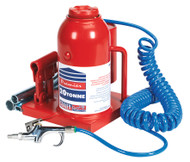 Sealey AM20 Bottle Jack 20tonne Manual/Air Hydraulic