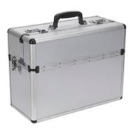 Sealey AP605 Tool Case Pilot Style Fully Polished Aluminium