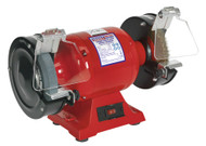 Sealey BG150XW/99 Bench Grinder ¯150mm with Wire Wheel 450W/230V Heavy-Duty
